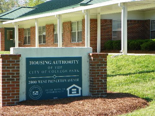 Housing Authority Of The City College Park
